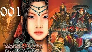 Lets Play World of Qin / Seal of Evil #001 Lan Wei