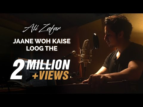 Ali Zafar - Jaane Woh Kaise Loog The