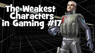 The Weakest Characters In Gaming Ever # 17