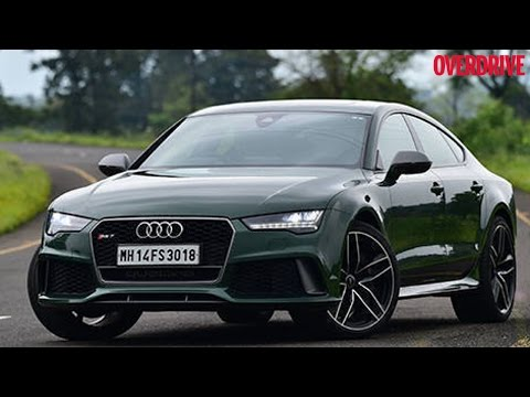 Audi RS7 Sportback Performance - Road Test Review