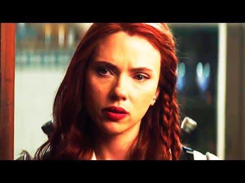 Чёрная Вдова – Ролик с Супербоула