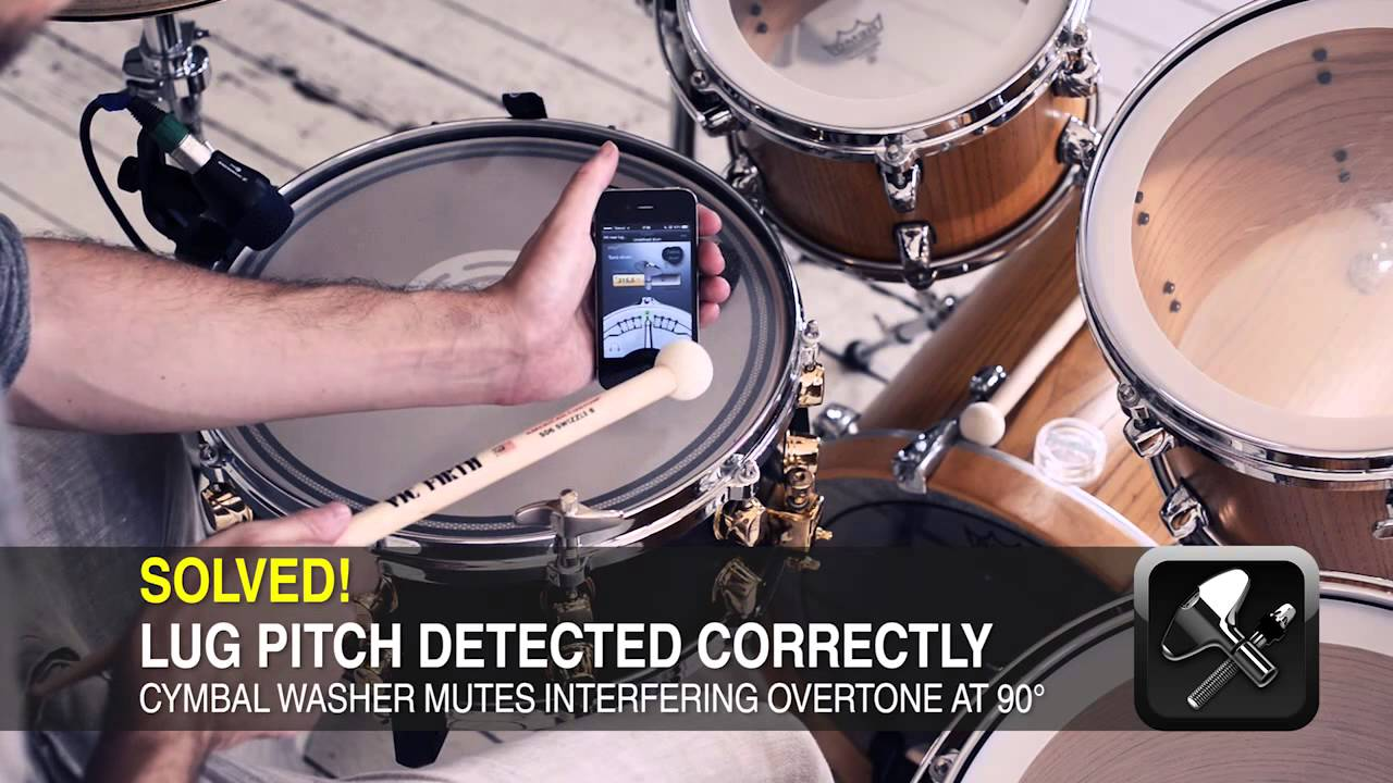 Drumtune PRO | Drum Tuner: Snare Drum Tuning Tips ...