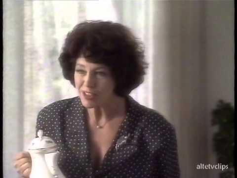 ADO Gardinen Werbung Marianne Koch 1988   YouTube