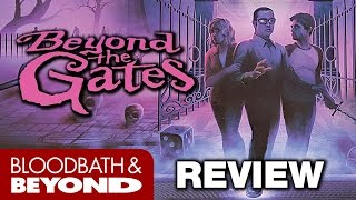 Beyond the Gates (2016) - Horror Movie Review