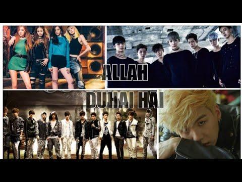 Allah Duhai Hai || Race 3 || Korean (K-POP) Mix
