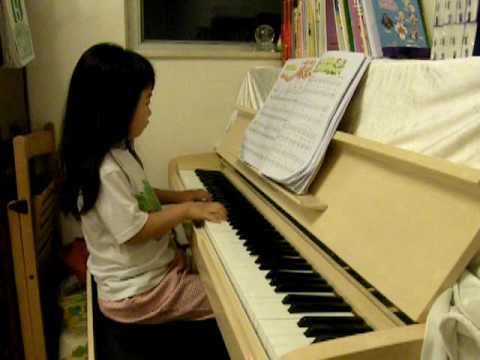 Can Can Dance piano michelle wong