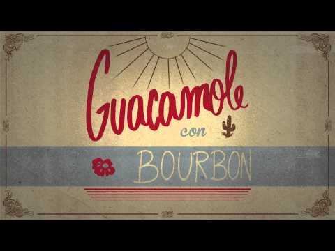 Guacamole con Bourbon