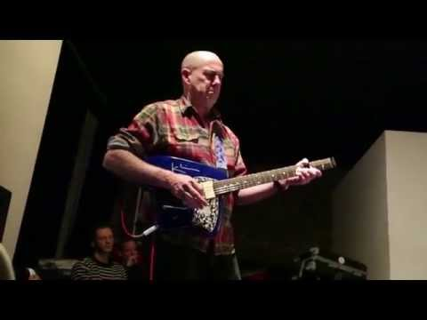 Henry Kaiser & Bill Laswell - at The Stone, NYC - February 4 2015