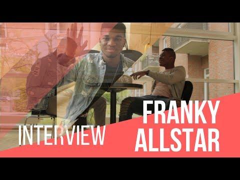 FRANKY ALLSTAR Interview: Song Premiere, Sport, Reis und Chicken, Frauen, Comedy, Inspirationen