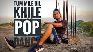Tum mile Dil Khile mix // pop dance cover // choreography by tarif iyan