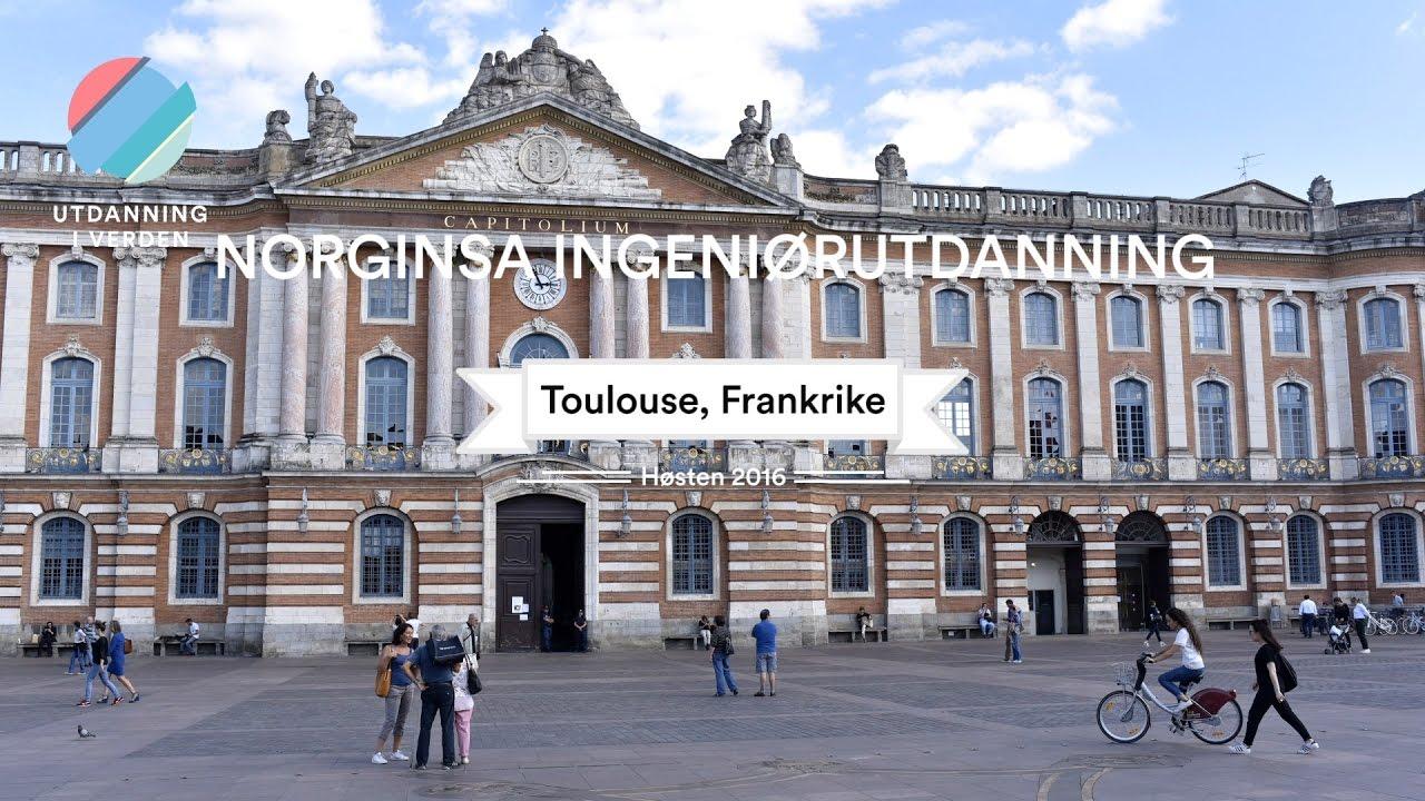 Utdanning i verden -  Studenter i Toulouse