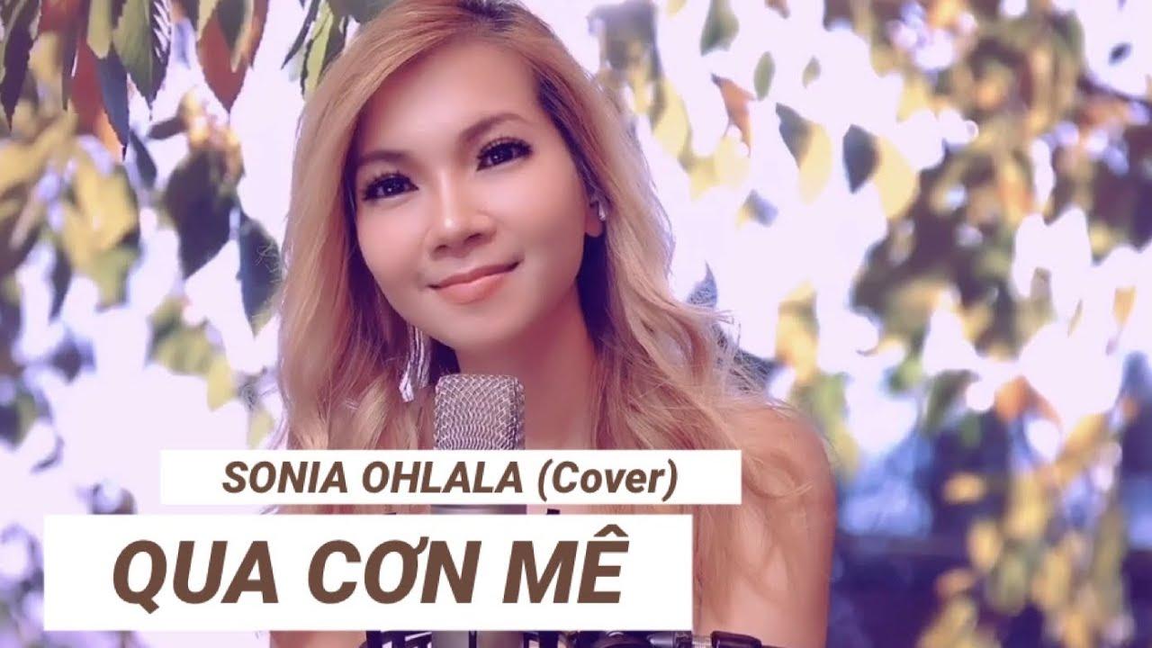 QUA CƠN MÊ   Trịnh Lâm Ngân   Guitar Acoustic   Sonia Ohlala Cover