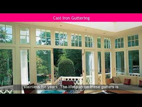 Cast Iron Guttering Suppliers - Cast Iron Downpipe Drain Hopper - Best Cast Iron Guttering Suppliers