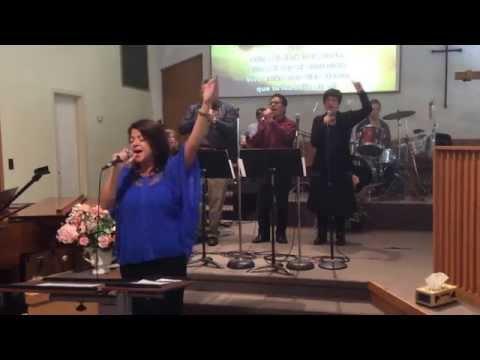 IEH Toronto - Alabanzas, Gracias  (Hillsong Global Project Espanol) - Grupo de Alabanza