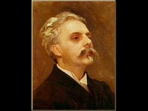 Gabriel Fauré  Pavane in Fsharp minor, Op 50