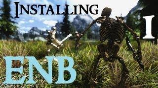 Installing Skyrim ENB Mods 1 - Sharpshooter (original)