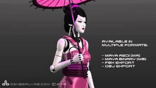 Geishabotix FemBot Ryūko