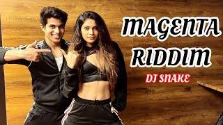 Magenta Riddim Ft. Lopamudra Raut | Aadil Khan Choreography