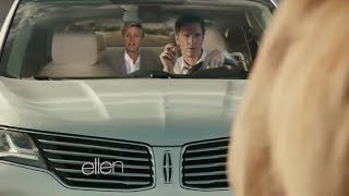 Matthew McConaughey's Lincoln Commercial on Ellen