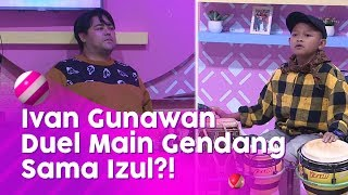 Download lagu BROWNIS - Ivan Gunawan Duel Main Gendang Sama Izul?! (21/2/20) PART2