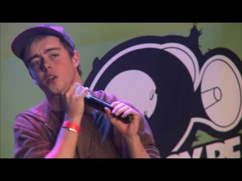 De Kat Vs Killa Mahanie - Belgium Beatbox Battle 2010 - Semi Final - BBB³TV
