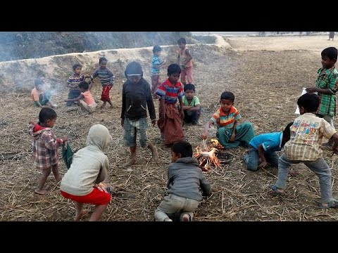 Unicef alerta para condições de milhares de crianças Rohingya