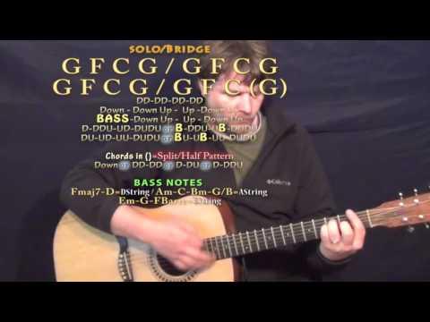 Huntin', Fishin' And Lovin' Every Day (Luke Bryan) Guitar Lesson Chord Chart