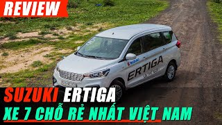 Đánh giá xe Suzuki ERTIGA 2019 mới: MPV 7 chỗ rẻ nhất Việt Nam, chỉ từ 499 triệu