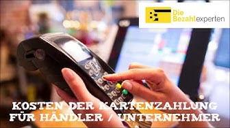 Kartenzahlung Kosten: Überblick