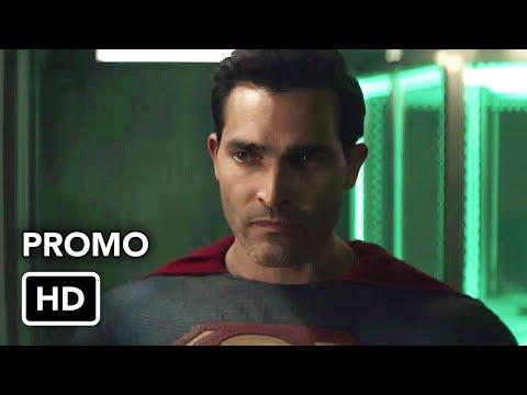 """Superman & Lois 1x13 Promo """"Fail Safe"""" (HD) Tyler Hoechlin superhero series"""