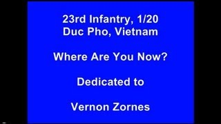 Vietnam War Hero's - Where are You Today by WolfieRed1 ?