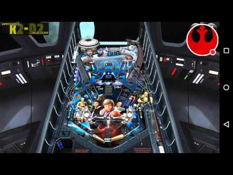 Star Wars Pinball on Android
