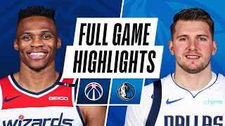 Game Recap: Mavericks 125, Wizards 124