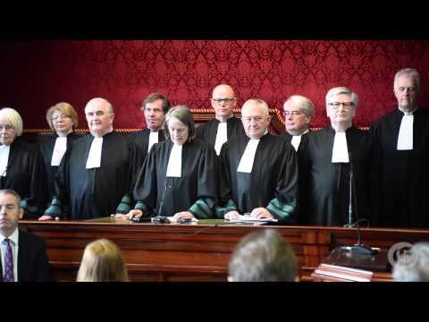Supreme Court Sitting