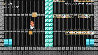 Mystic Mirrors by Ricardo87 - Super Mario Maker 2 - No Commentary