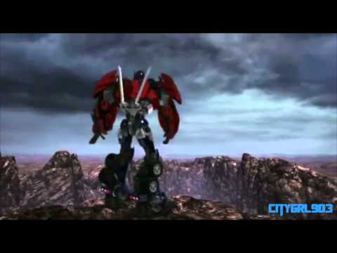 Optimus Prime - Superhero