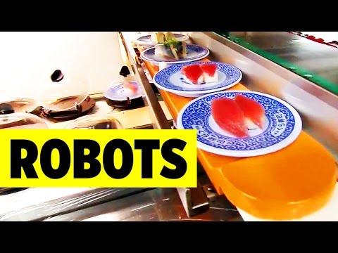 Japan's Amazing Automated Restaurants