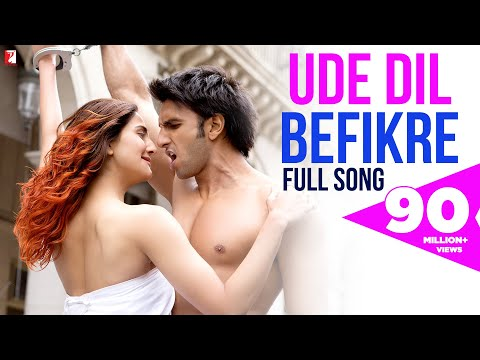 Ude Dil Befikre Song Lyrics From Befikre