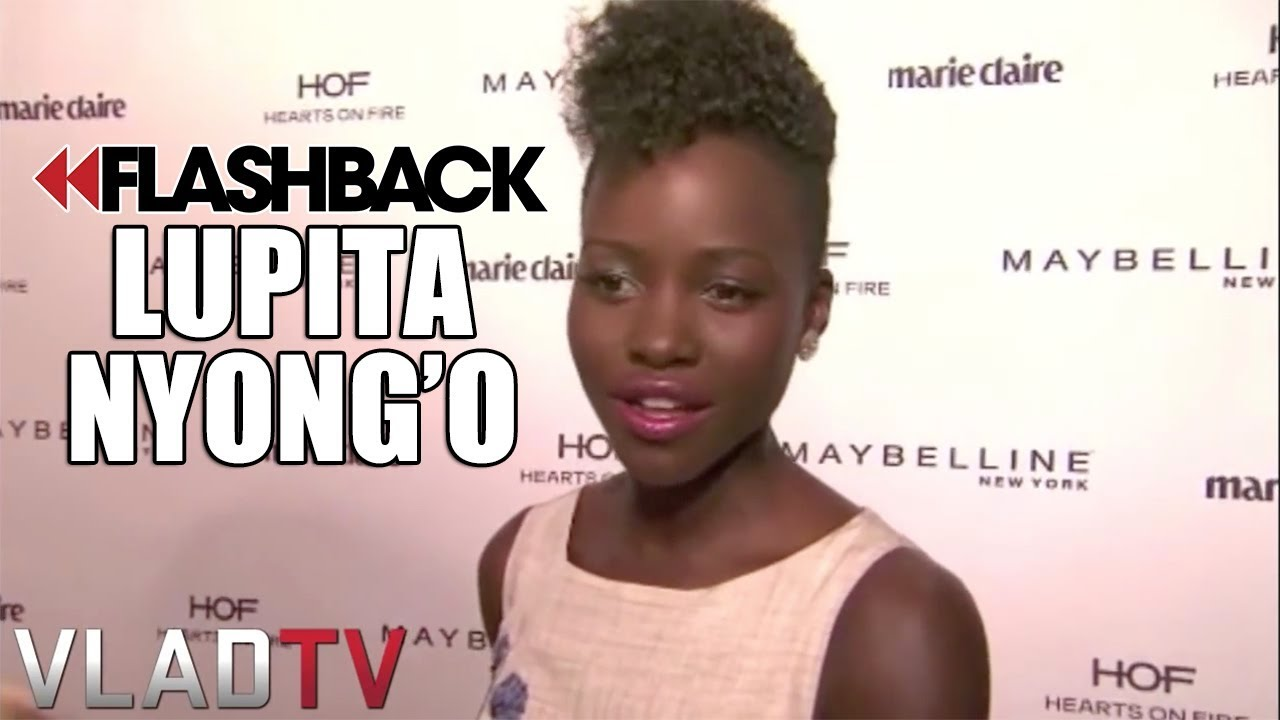 Flashback: Lupita Nyong'o Reveals What Beauty Means to Her