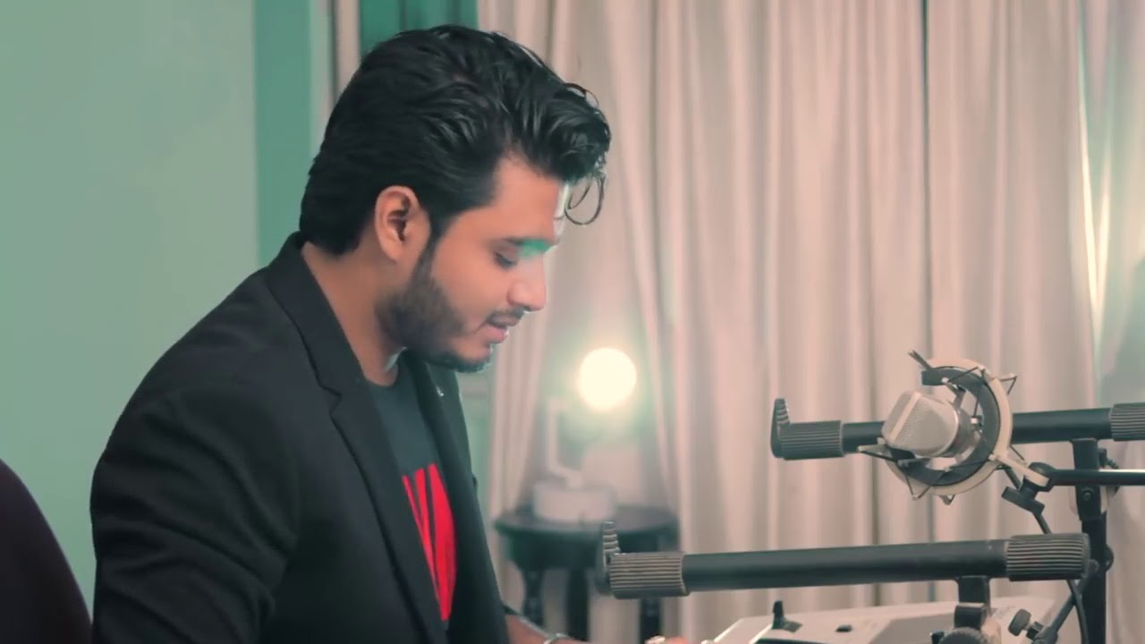 Tere Bina Zindagi Se Koi & Kya Janu Sajan   Raj Barman   Unplugged Cover   Old Bollywood Mashup