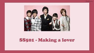 SS501 - Making a lover (Thaisub) by Penpisxha