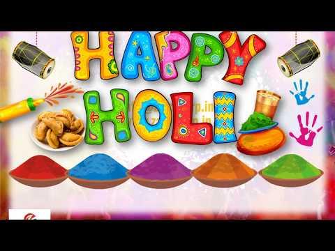 Holi Video By Zaidi Corporation