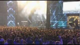 MEGAHERZ -Miststück live @ Wacken Open Air 2012-