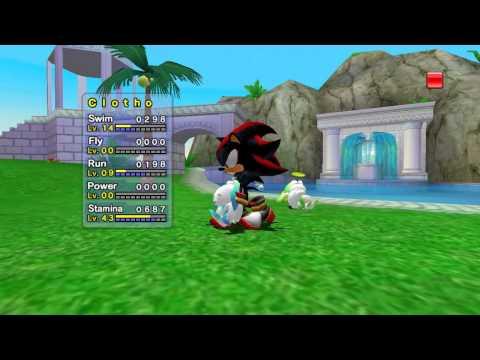 SA2 HD: Chao Types - Swim Chao (Hybrid Types)