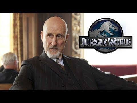 Jurassic World Fallen Kingdom - The Forgotten Founder of Jurassic Park