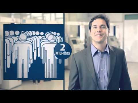 Vídeo Institucional Do Banco Mercantil Do Brasil-Comemoração 70 Anos-2013.
