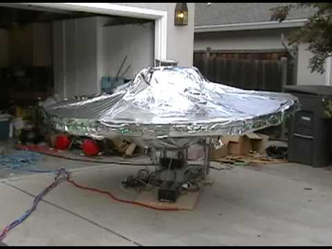 diy spacecraft alien ship - photo #9