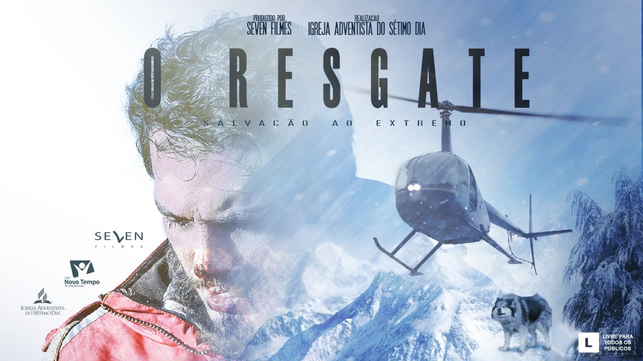 Filme O Resgate - Completo | Semana Santa 2017