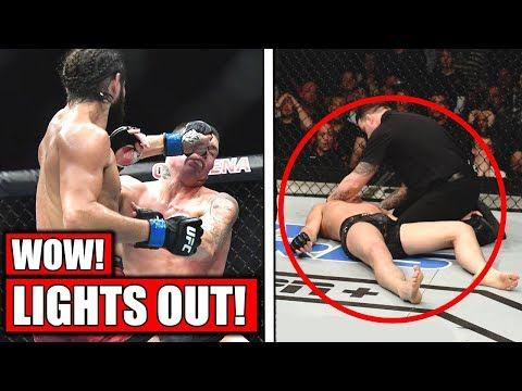 Reactions to Darren Till vs Jorge Masvidal, UFC London results & reactions, Conor McGregor