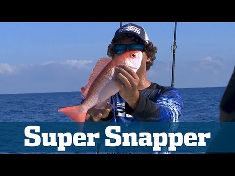 How To Catch Snapper Seminar - Florida Sport Fishing TV